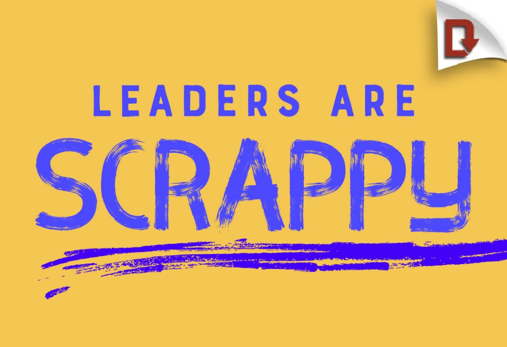 youth ministry leaders are scrappy download