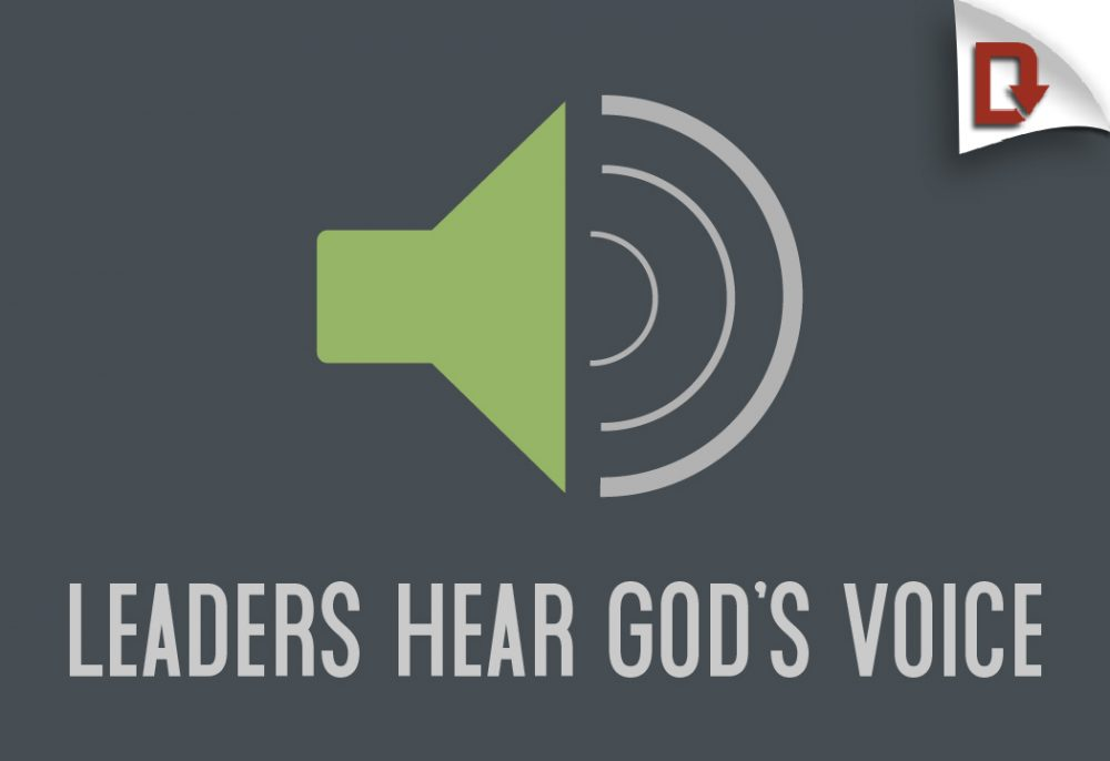 youth ministry leaders hear god's voice download