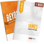 mission trip book bundle with on-trip and post-trip