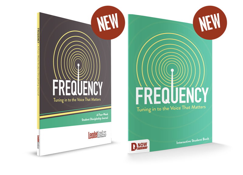 frequency disciple now book bundle