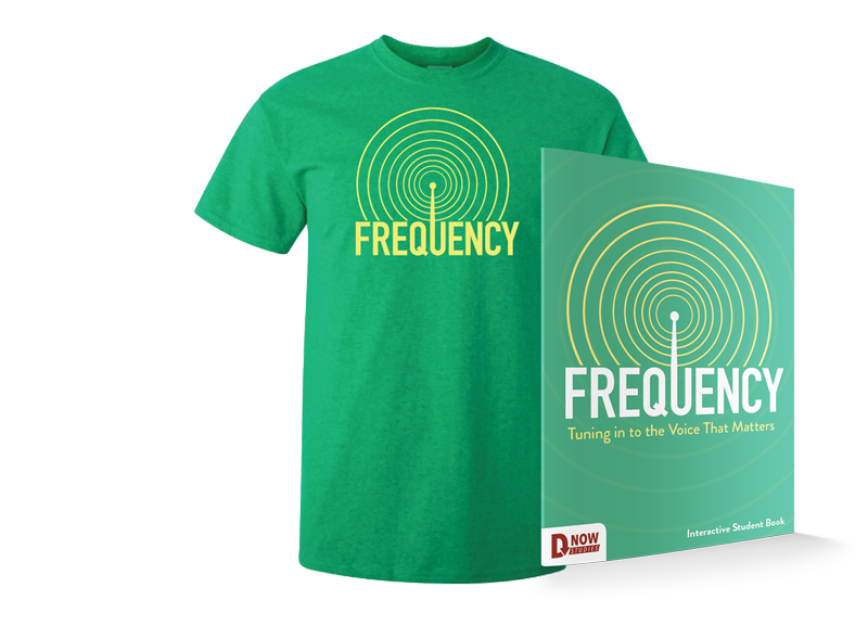frequency disciple now essentials pack