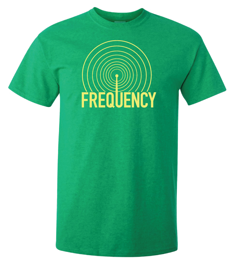frequency disciple now tshirt
