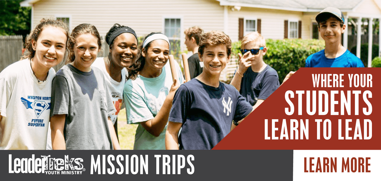 student mission trips