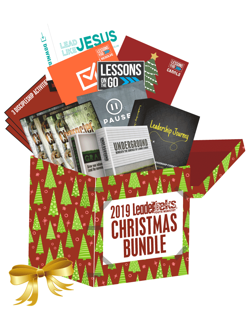 youth ministry christmas bundle