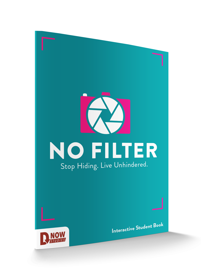 no filter disciple now student book