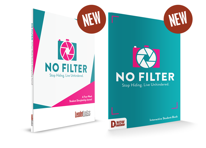 no filter disciple now book bundle