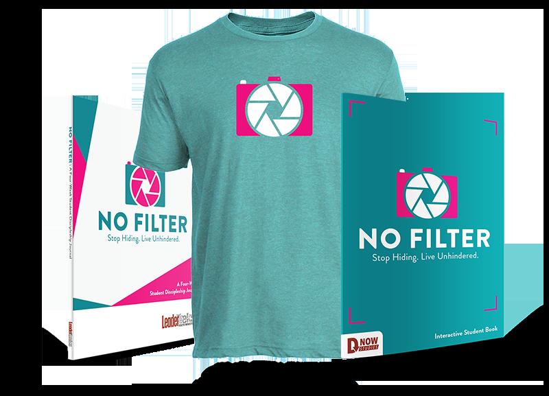 disciple now no filter