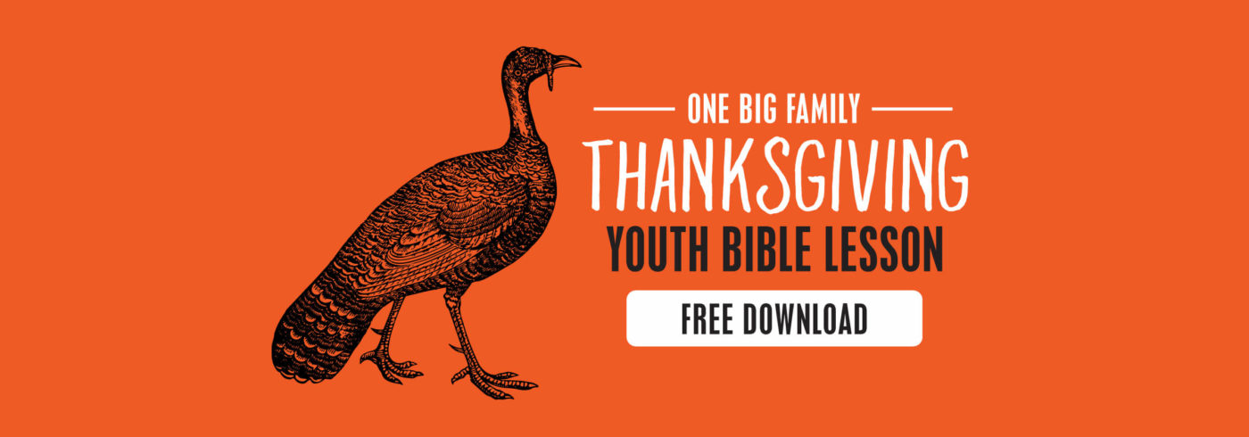 thanksgiving bible study for youth