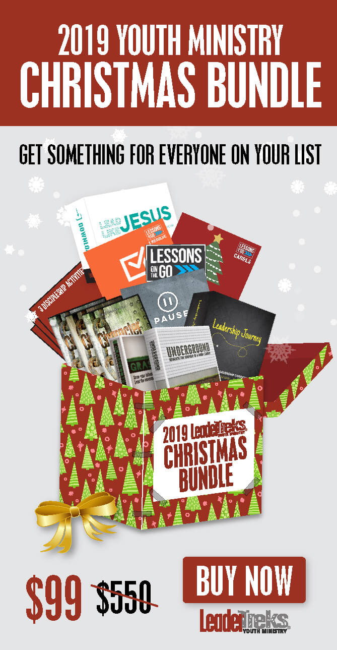 2019 youth christmas bundle