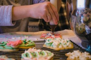 christmas baking competition game