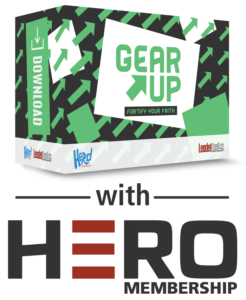 gear up junior high curriculum combined with hero membership