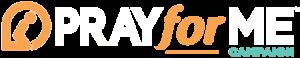 pray for me campaign logo