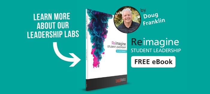 reimagine student leadership lab ebook