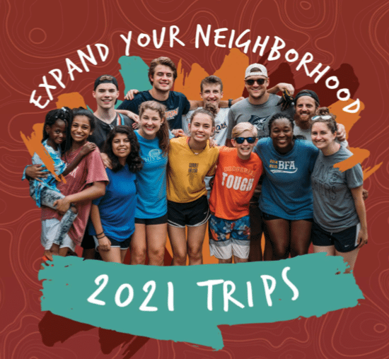 leadertreks mission trips summer 2021