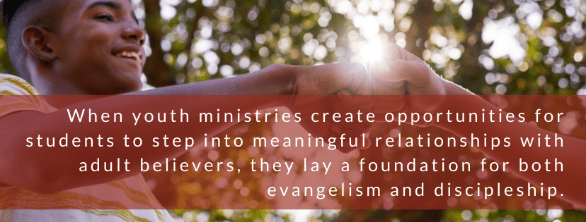 what is youth ministry quote