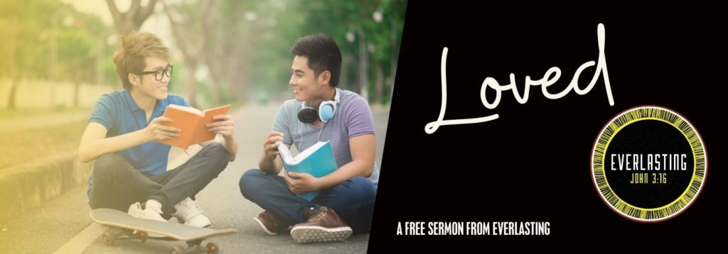 Loved - 10 minute sermons for youth