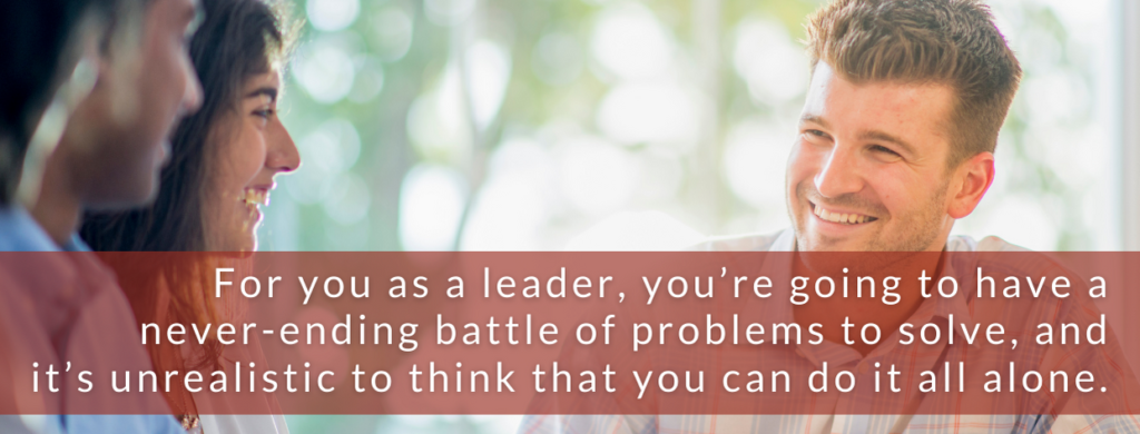how to lead a team quote